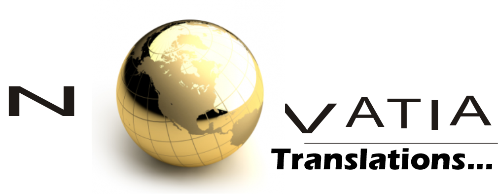 Novatia Translations