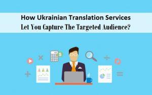 krainian translation services