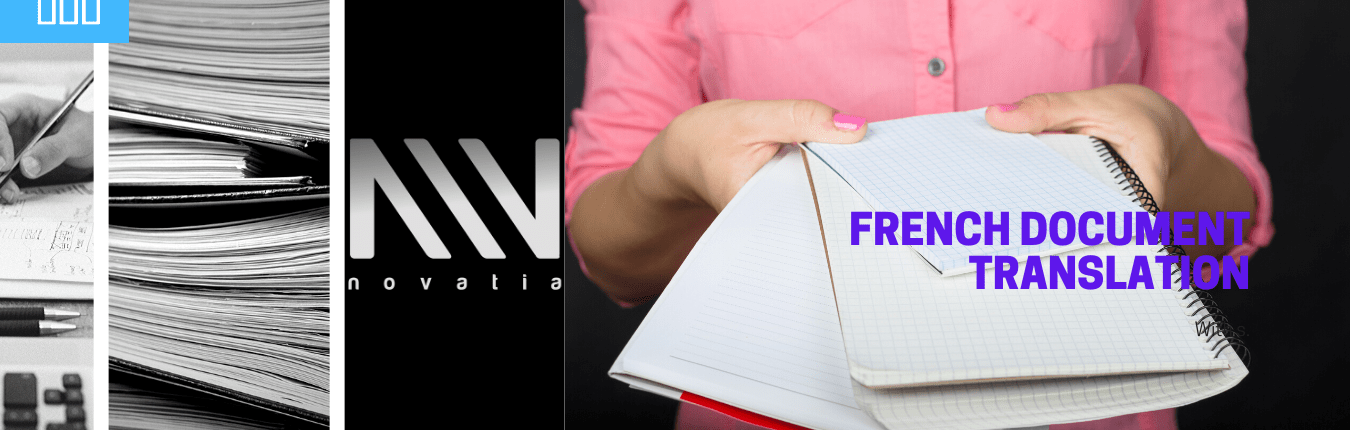 certified French document translation service